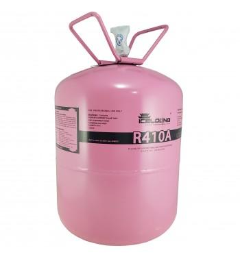 Garrafa de Gas R410A ICELOONG Refrigerante 11,3Kg