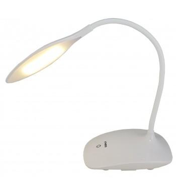Luz de Escritorio Led Táctil USB 18 Led 3 Niveles
