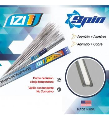 Varilla IZI Con Relleno Fundente Aluminio-Aluminio-Cobre...