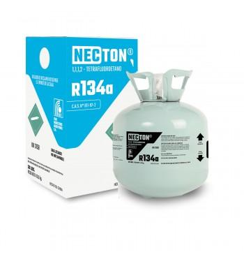 Garrafa de Gas R134a Necton Refrigerante 3,4Kg.