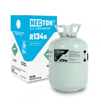 Garrafa de Gas R134a Necton Refrigerante 6,8Kg.