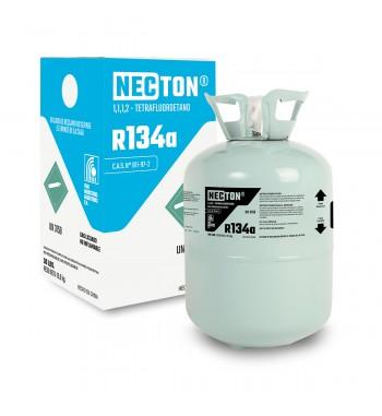 Garrafa de Gas R134a Necton Refrigerante 13,6Kg.