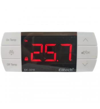 Combistato Con 1 Sensores -40º Y 99ºC Elitech EK-3010 220v