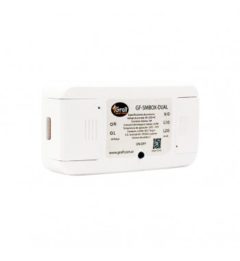 Toma 10A Inteligente Domotica Smart ON/OF 10A WiFi...