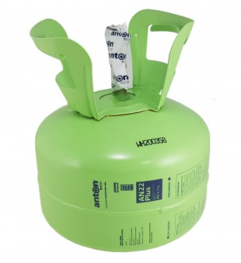 Garrafa de Gas AN22 PLUS Anton Refrigerante 2,7Kg