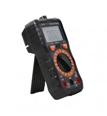 Tester Multimetro Digital Gralf Mini Escala Manual GMF-39A