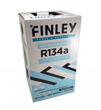 Garrafa de Gas R134a FINLEY Refrigerante 13,6Kg
