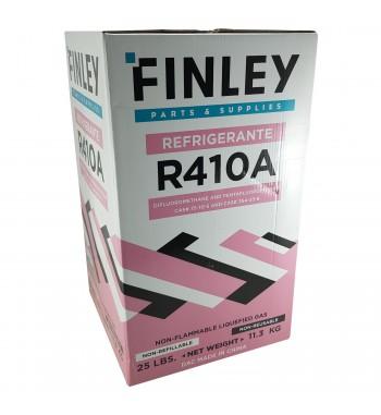 Garrafa de Gas R410A FINLEY Refrigerante 11,3Kg