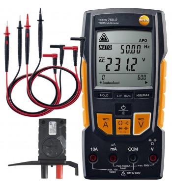 Multimetro Digital Testo Mod 760-2