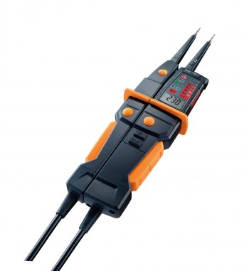 Detector de tensión testo CC CA 12v a 690v Mod 750-3