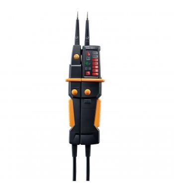 Detector de tensión testo CC CA 12v a 690v Mod 750-2