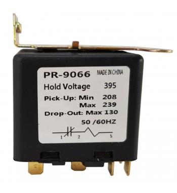 Relay Voltimetrico PR9066 1/4 HP a 3/4HP