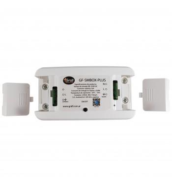 Interruptor Inteligente Domotica Smart ON/OF 16A WiFi...
