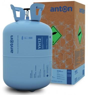 ,Garrafa de Gas YH12 Anton Refregerante 13,,6Kg,