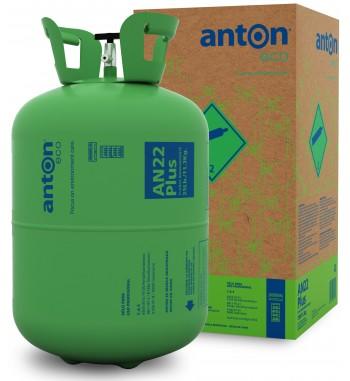Garrafa de Gas AN22 Plus Anton Refrigerante por 11,300KG