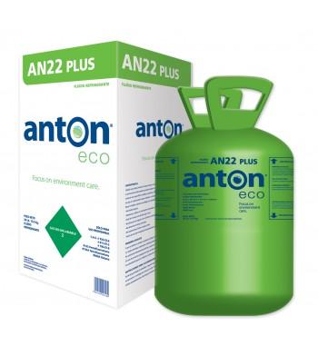 Garrafa de Gas AN22 Plus Anton Refrigerante 5,6Kg