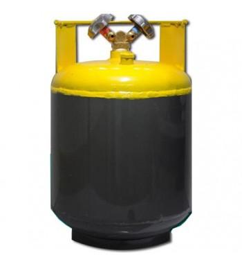 Garrafa Recuperadora De Gases Refrigerante De 9 KG