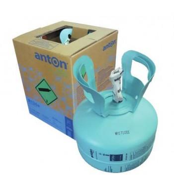 Garrafa de Gas R134a Anton Refrigerante 3,4Kg