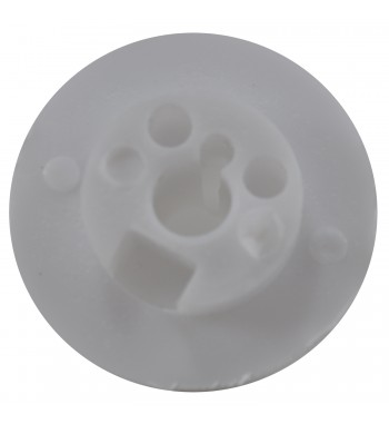 Repuesto De Perilla Plasticas Para Termostato de Heladera