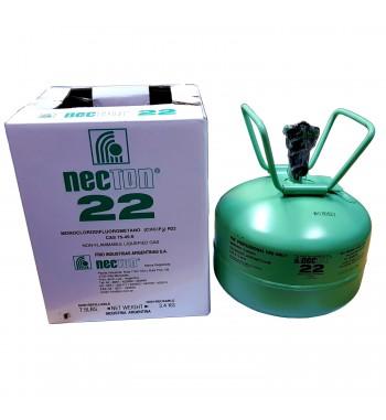Garrafa de Gas R22 Necton Refrigerante 3,4Kg