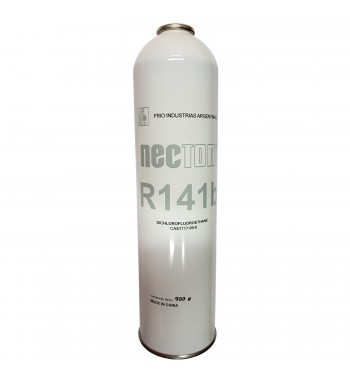 Garrafa de R141b Necton Agente de Limpieza 900Kg