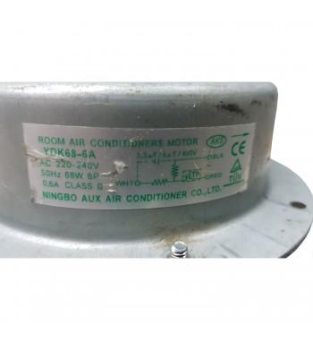 Motor Condensadora 25W Eje 8 mm YDK25-6
