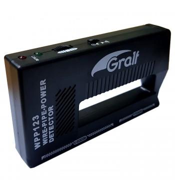 Detector De Metales Ferrosos, Cobre y Voltaje Gralf WPP123