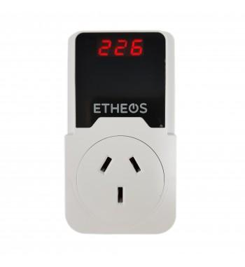 Protector digital de tensión Configurable 10A ETHEOS PT10ADE