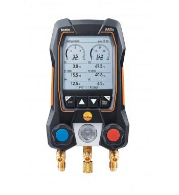 Manifold Digital Bluetooth Pantalla LCD + 2 Pinzas 115i +...
