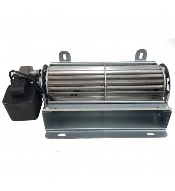 Turbina tangencial 18cm motor blindado c/cable izquierdo