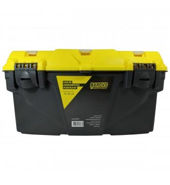 """caja de herramientas plásticas 18"""" Grande 44x26x23cm..."""