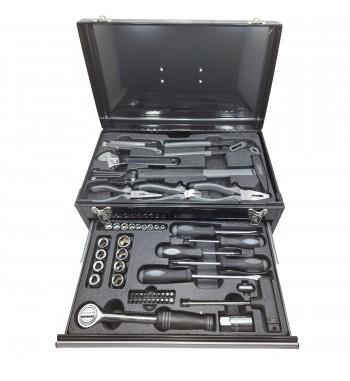 Set de herramientas 61 piezas - Linea hobbista - Barovo...
