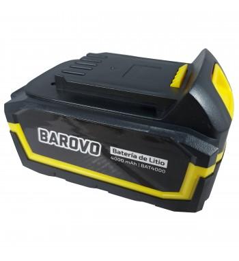 Batería de Litio 4000 mAH mod. BAT4000 Barovo