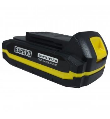 Batería de Litio 2000 mAH mod. BAT2000 Barovo