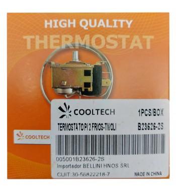 Termostato para 2/ Frios Tivoli B23626-2S