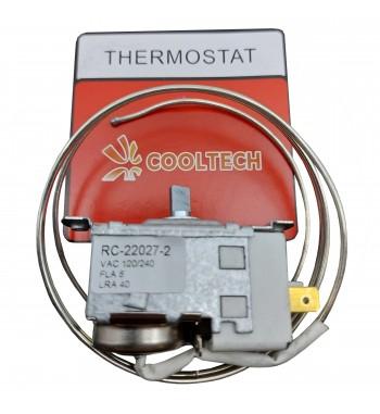 Termostato Refrigeracion Heladera 1/2 Caña RC-22027-2...