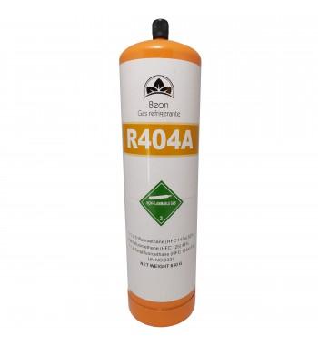 Garrafa de Gas R404a BEON Refregerante 650gr