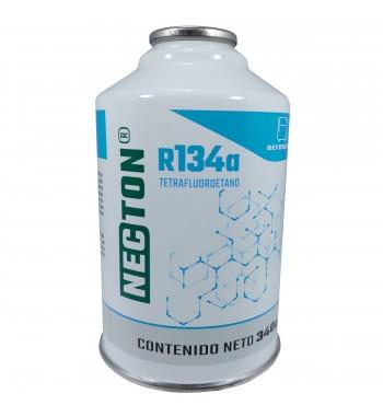 Garrafa de Gas R134a Necton Refrigerante 340gr