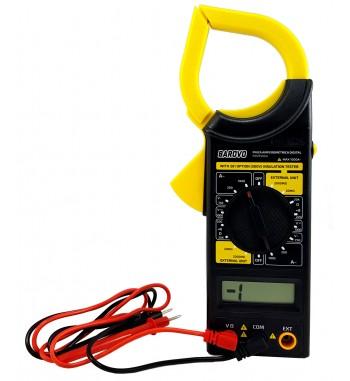 Pinza Amperometrica Digital Barovo PAMP266U