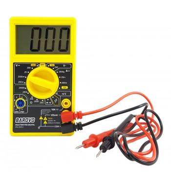 Tester Multimetro Digital Barovo MUL860U