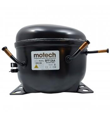 Compresor Motech 1/4 HP-R600A-LBP-220V (BFF12AA)