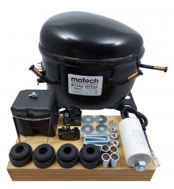 Compresor Motech 1/5 HP-R134A-LBP-220V (GFF57AA)