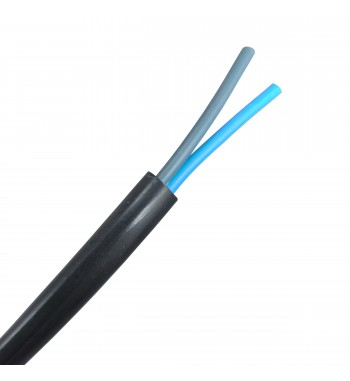 Cable tipo taller de 2 x 1,5 mm x 1 Mtr