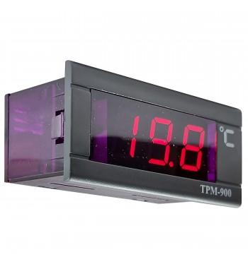 Termometro Digital Con Bulbo 220v -30º a +110ºC TPM 900