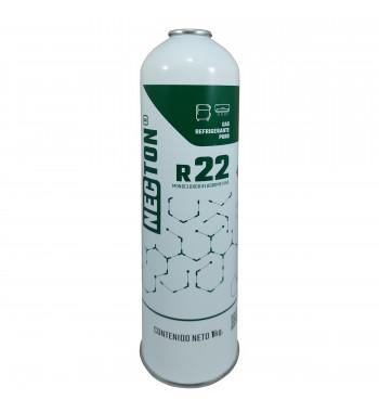 Garrafa de Gas R22 Necton Refrigerante 1Kg