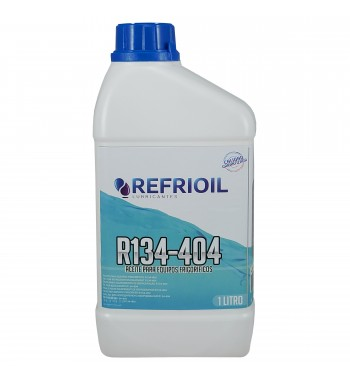Aceite para Refrigeracion R134a R404A  1 Litro